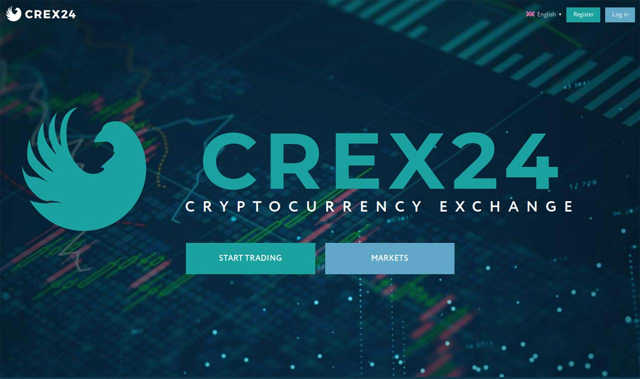 Crex24.com Review 2019 – An Established Altcoin Trading Broker