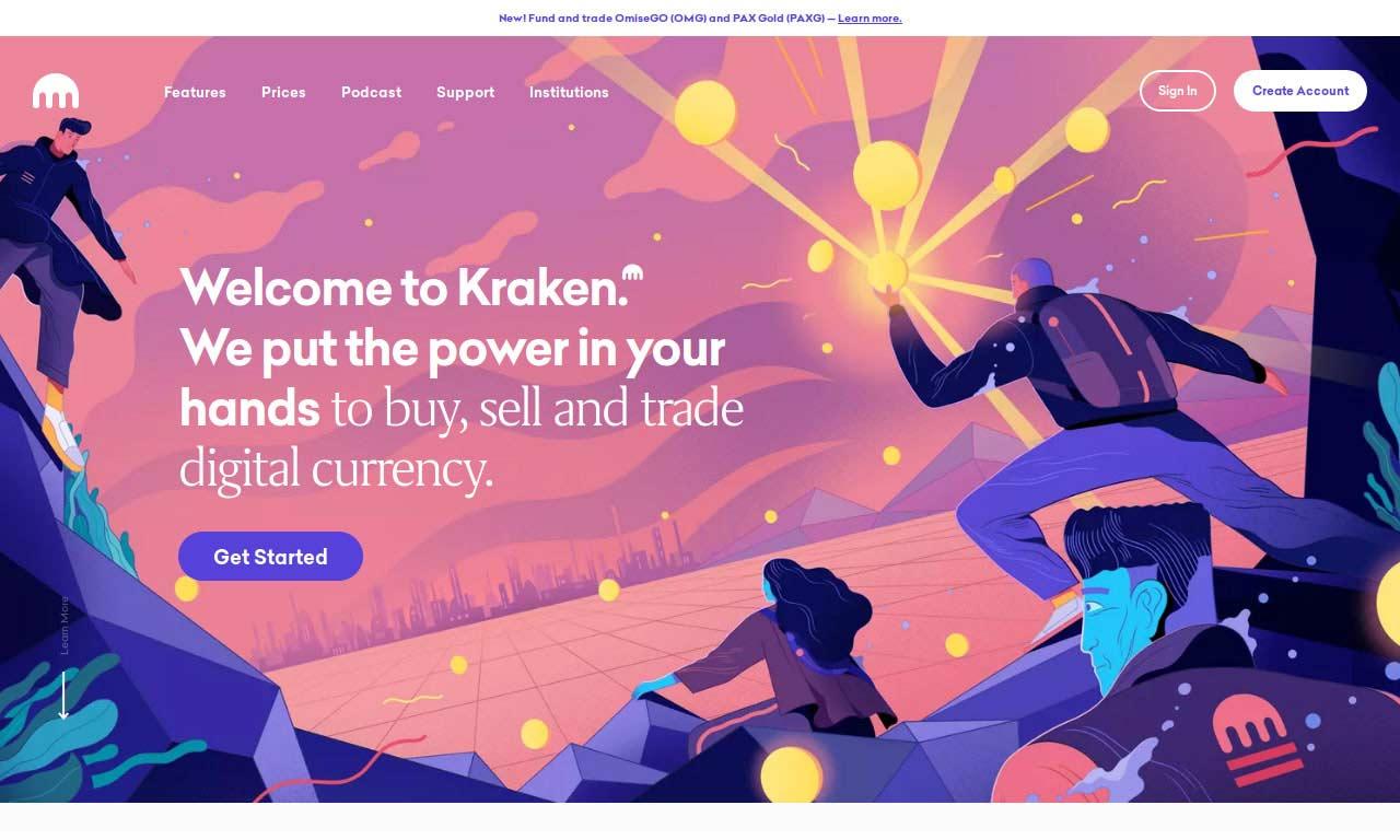 Kraken.com Test – Pros and Cons of Trading on Kraken