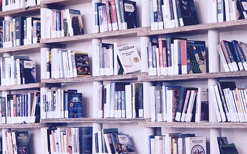 book shelve