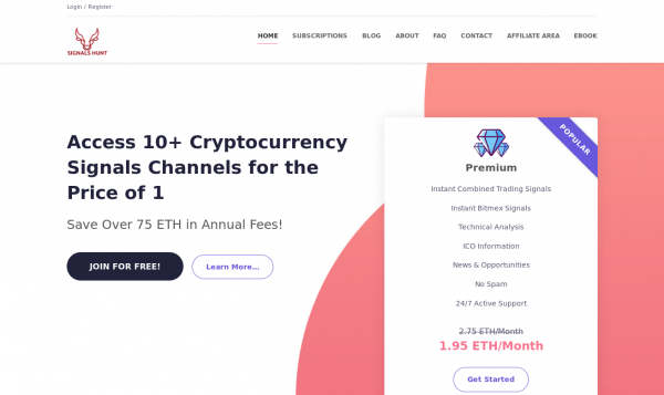 Best Crypto Signal Providers