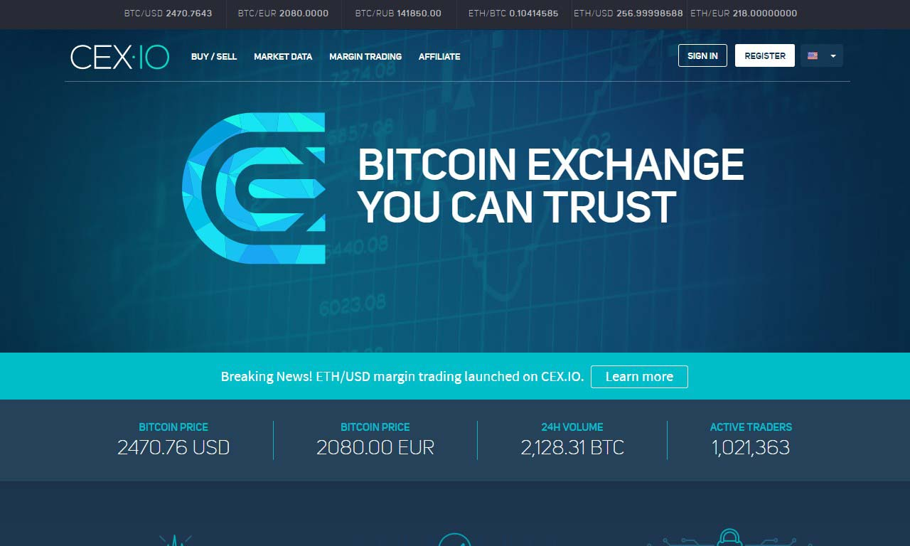 Cex.io Review 2021 – Pros and Cons of Trading on CEX