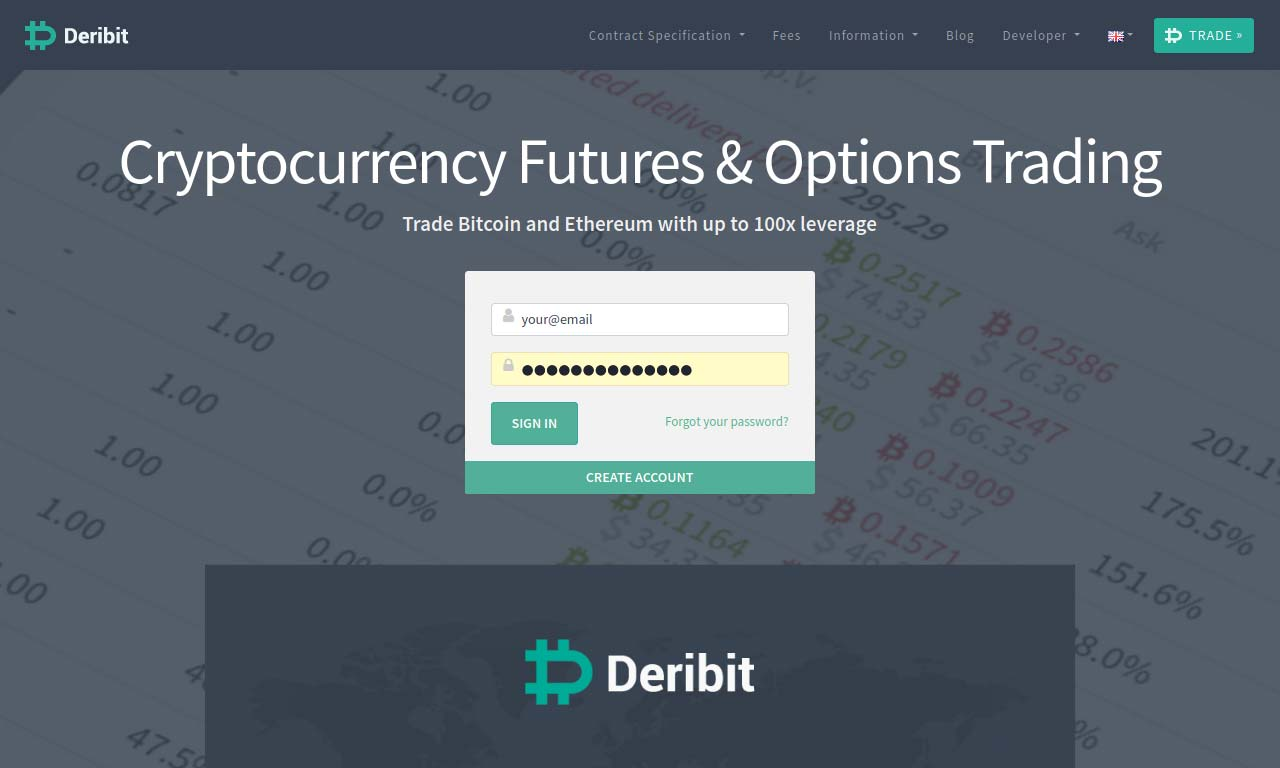 Deribit.com Review 2019 – Pros and Cons of Trading on Deribit