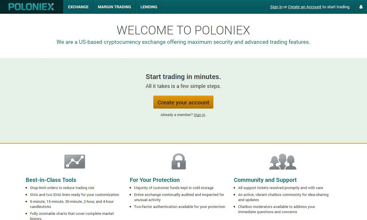 Poloniex.com Review – Pros and Cons of Trading at POLONIEX