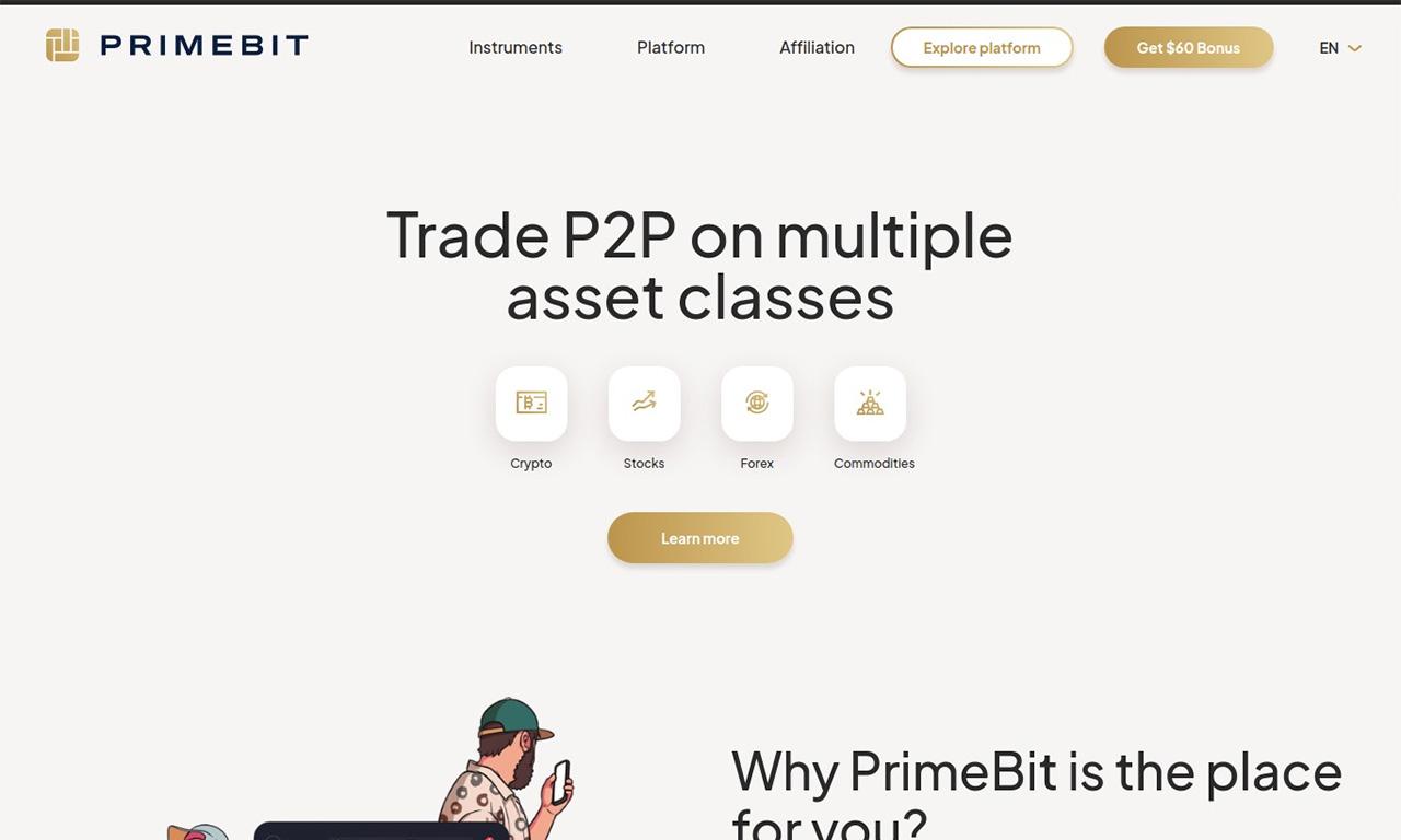 PrimeBit Review 2021 – Pros & Cons of PrimeBit Margin Trading