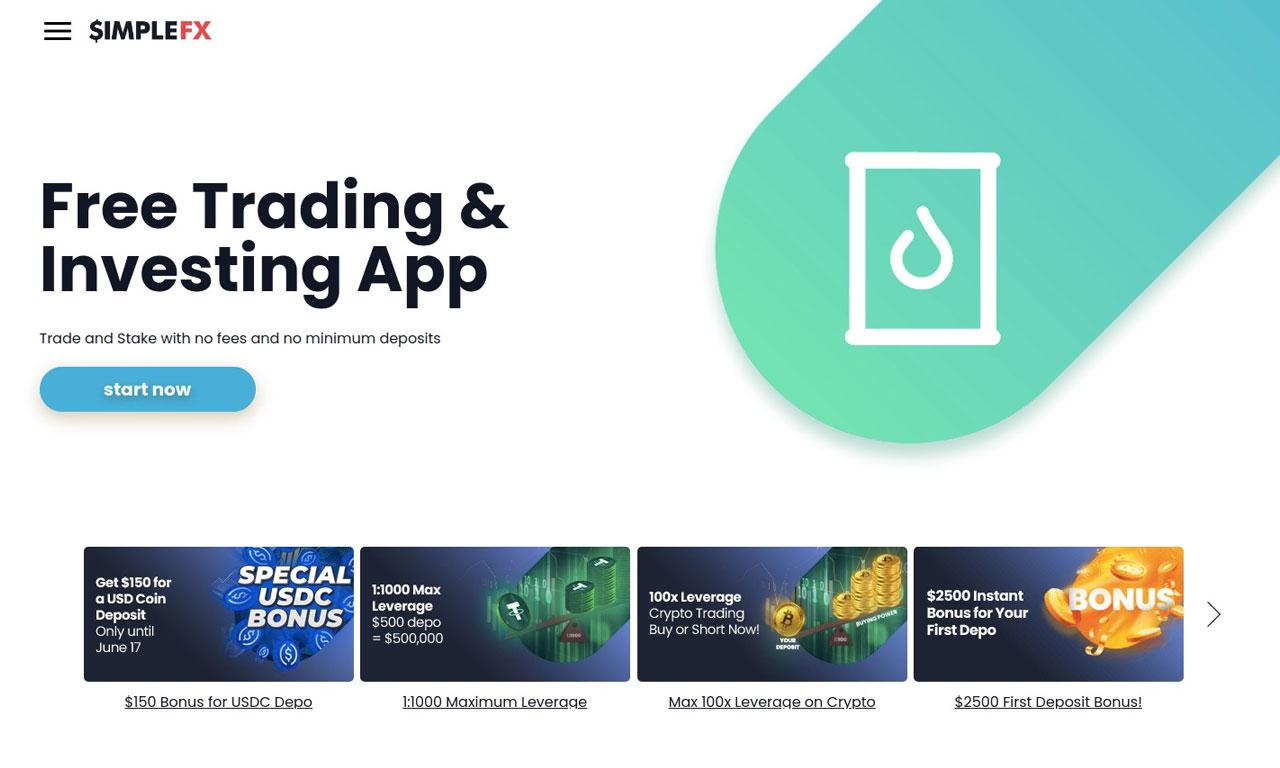 Simplefx.com Review 2021 – Pros and Cons of Trading on SimpleFX