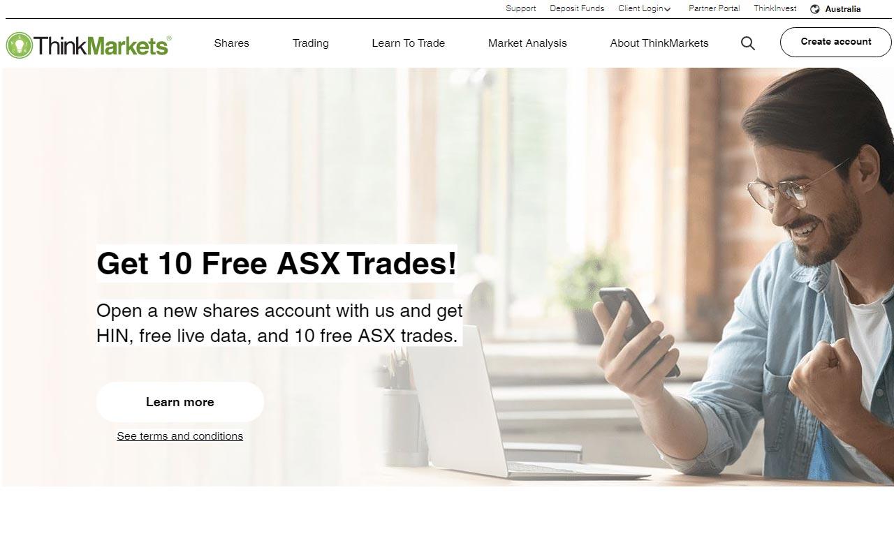 Thinkmarkets.com Review 2021 – Crypto Trading on ThinkMarkets