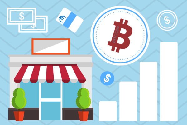 accepting bitcoin payment in online shop