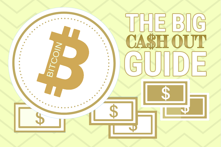 How Best To Cash Out Bitcoin