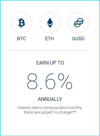 BlockFi interest accounts