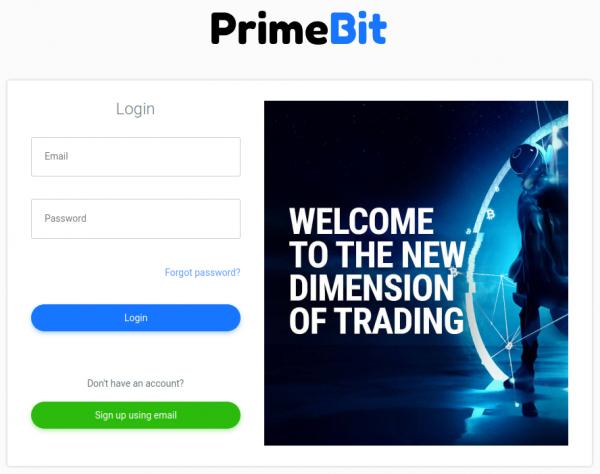 Platform Sign Up